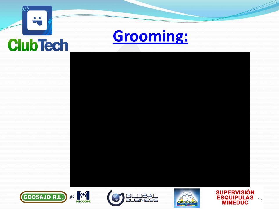 Grooming: 17