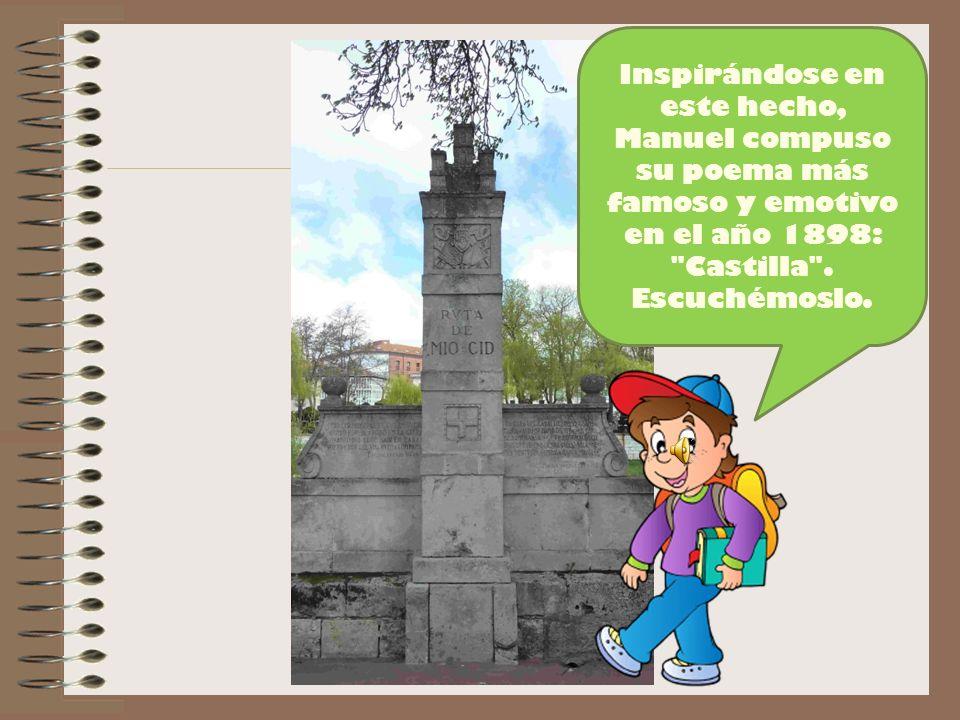 La Glera es el lugar donde El Cid durmió por última vez en Burgos antes de salir para el destierro.