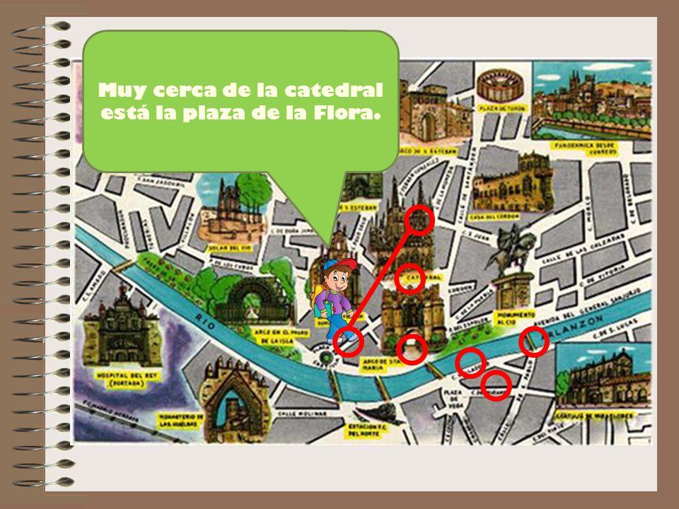 Y ahora caminaremos un poquito hasta llegar a la calle Aparicio y Ruiz, nº 8, lugar donde vivió el poeta.