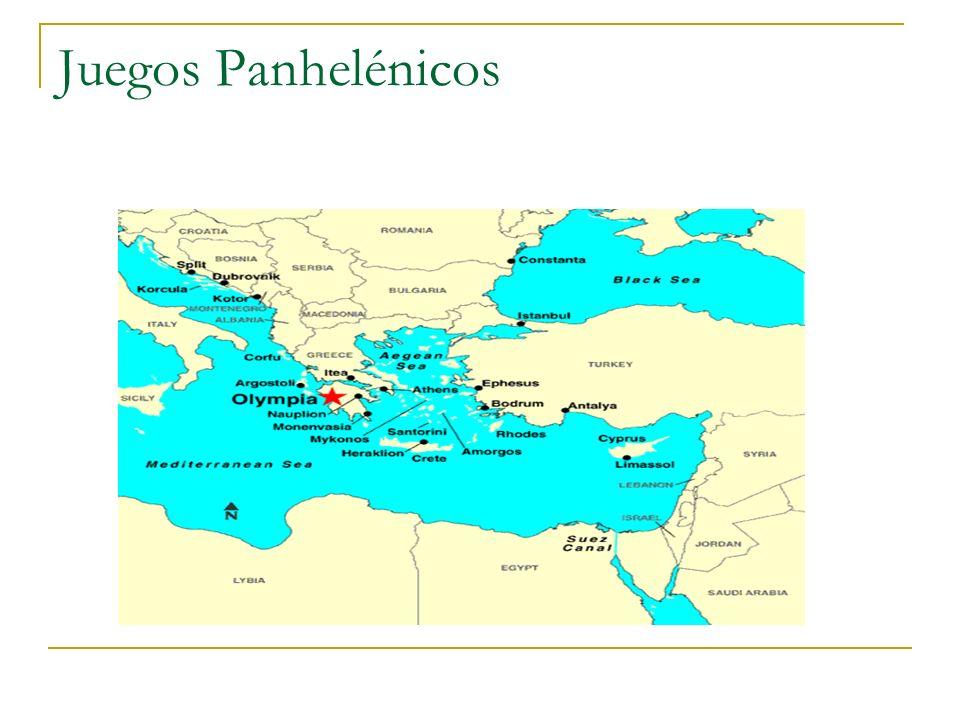 Juegos Panhelénicos