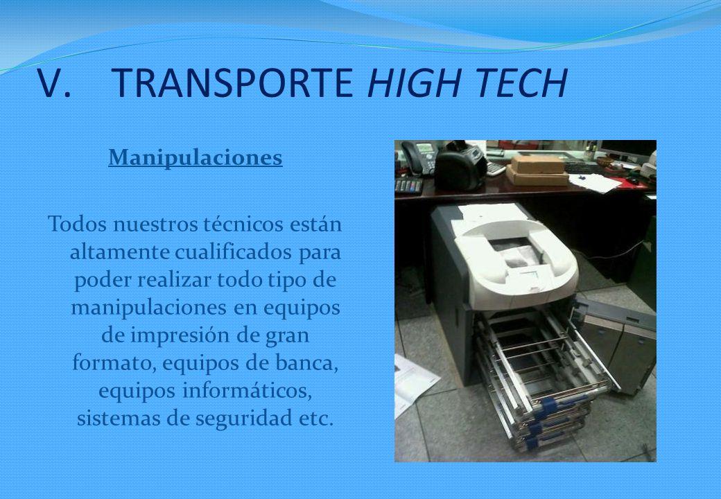 Manipulaciones Todos nuestros técnicos están altamente cualificados para poder realizar todo tipo de manipulaciones en equipos de impresión de gran fo