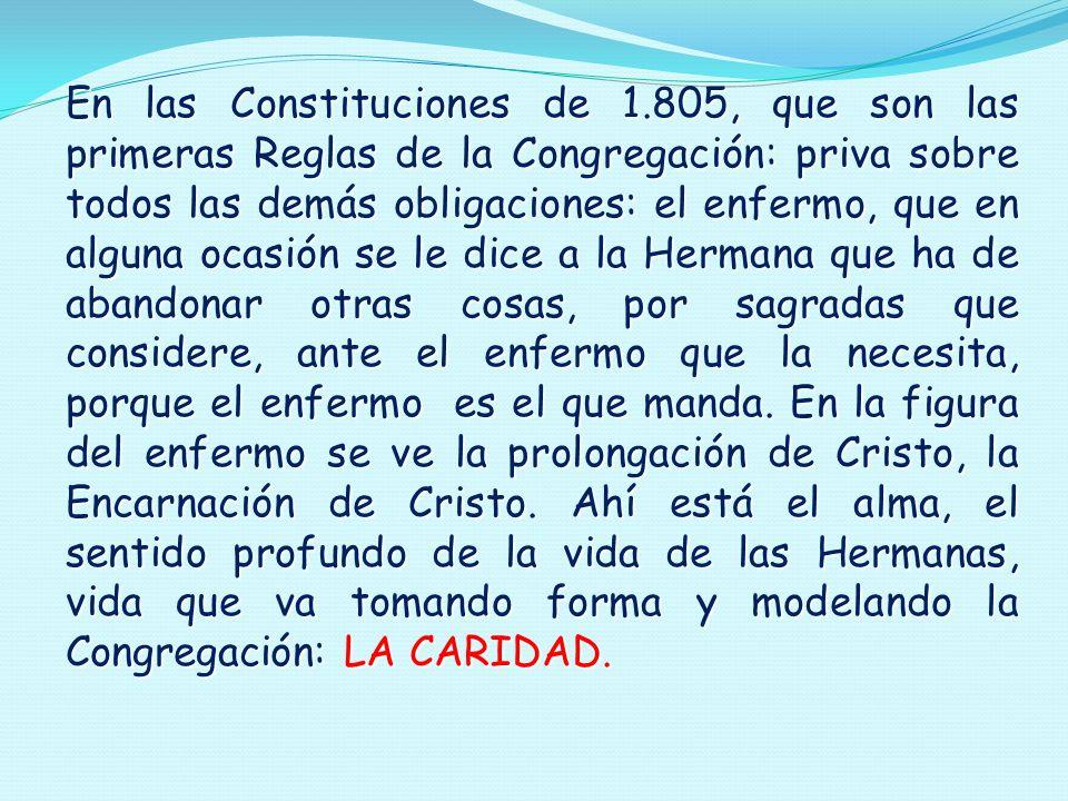Los revolucionarios toman las banderas del cristianismo: LIBERTAD – IGUALDAD - FRATERNIDAD Los revolucionarios toman las banderas del cristianismo: LIBERTAD – IGUALDAD - FRATERNIDAD Entre los años 1784 a 1804 surge un movimiento hospitalario en Cataluña: Hospitales y Hermandades.