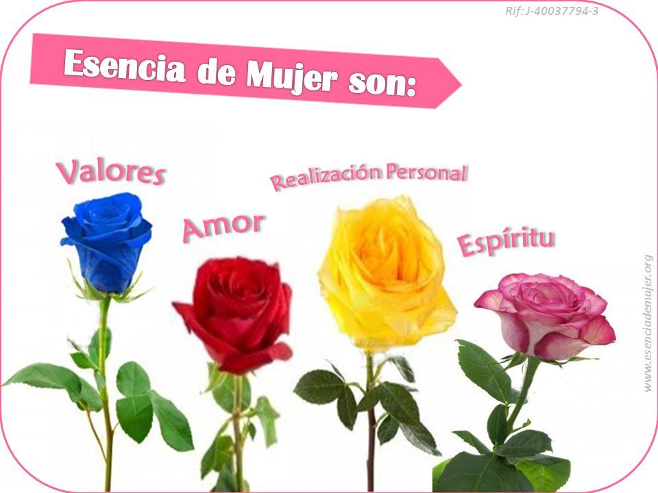 Rif: J-40037794-3 www.esenciademujer.org