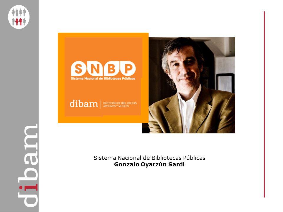 Sistema Nacional de Bibliotecas Públicas Gonzalo Oyarzún Sardi