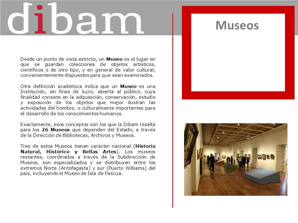 Desde un punto de vista estricto, un Museo es el lugar en que se guardan colecciones de objetos artísticos, científicos o de otro tipo, y en general d