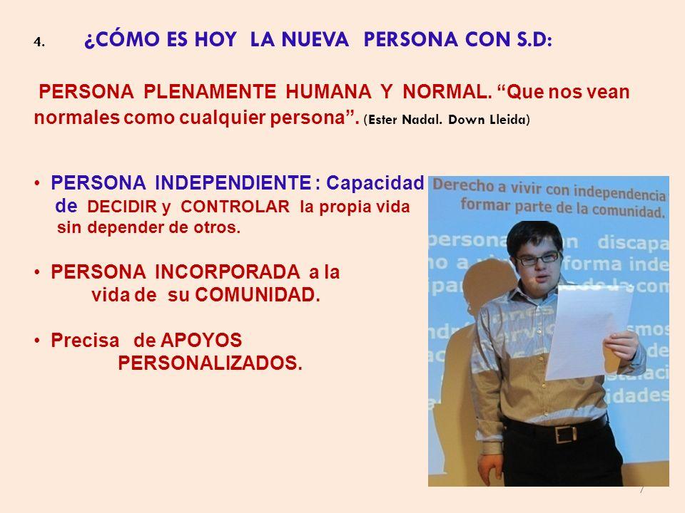 18 7.b) ACTITUD DE DIALOGO, SIN IMPOSICIONES NI ENFADOS Los padres guían, orientan, sugieren, contando con el hijo/a.