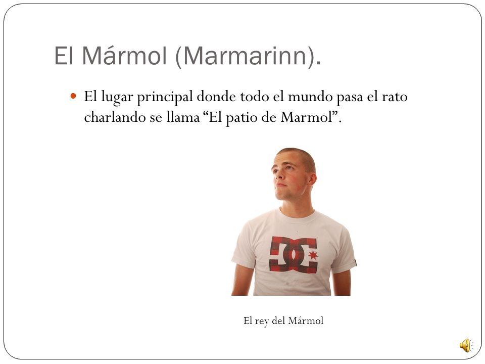 El Mármol (Marmarinn).
