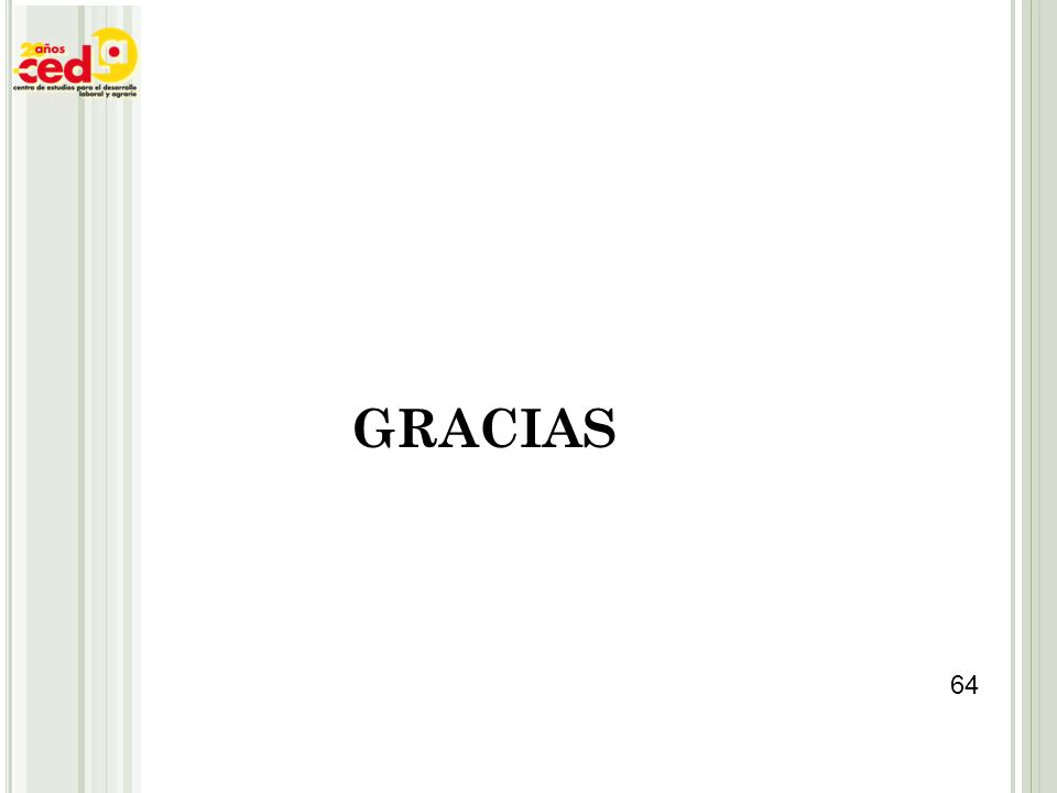 GRACIAS 64