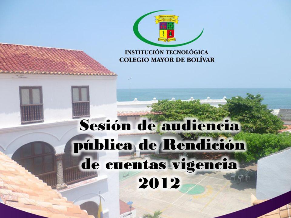 MODELO DE GESTION INSTITUCIONAL SIGMAYOR 2012
