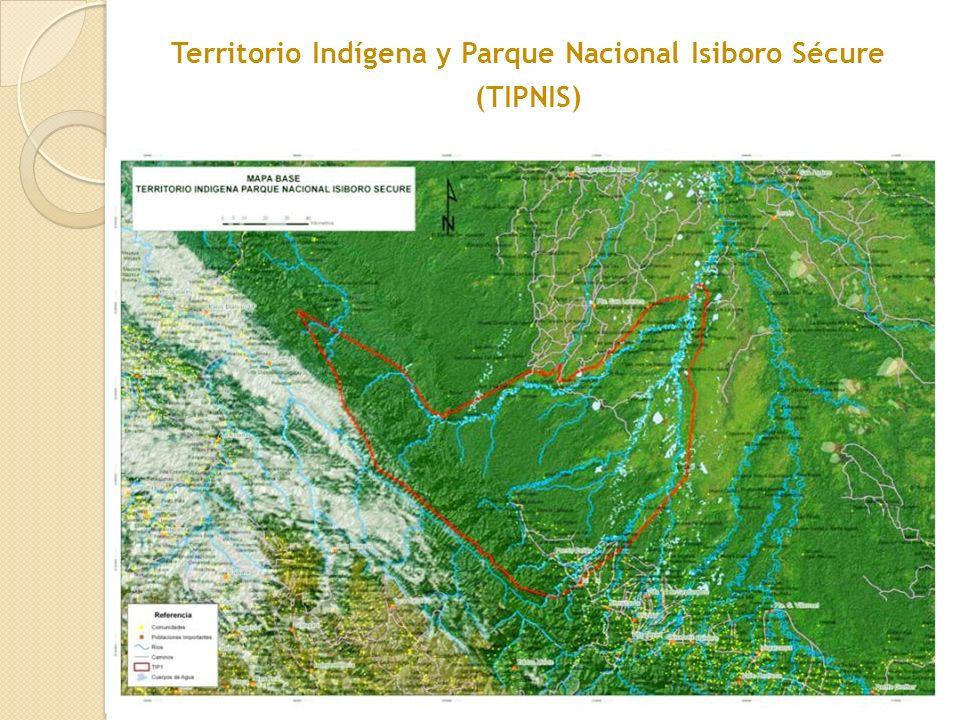 El Decreto Ley 07401 del 22 de noviembre de 1965 creó el Parque Nacional Isiboro Sécure.