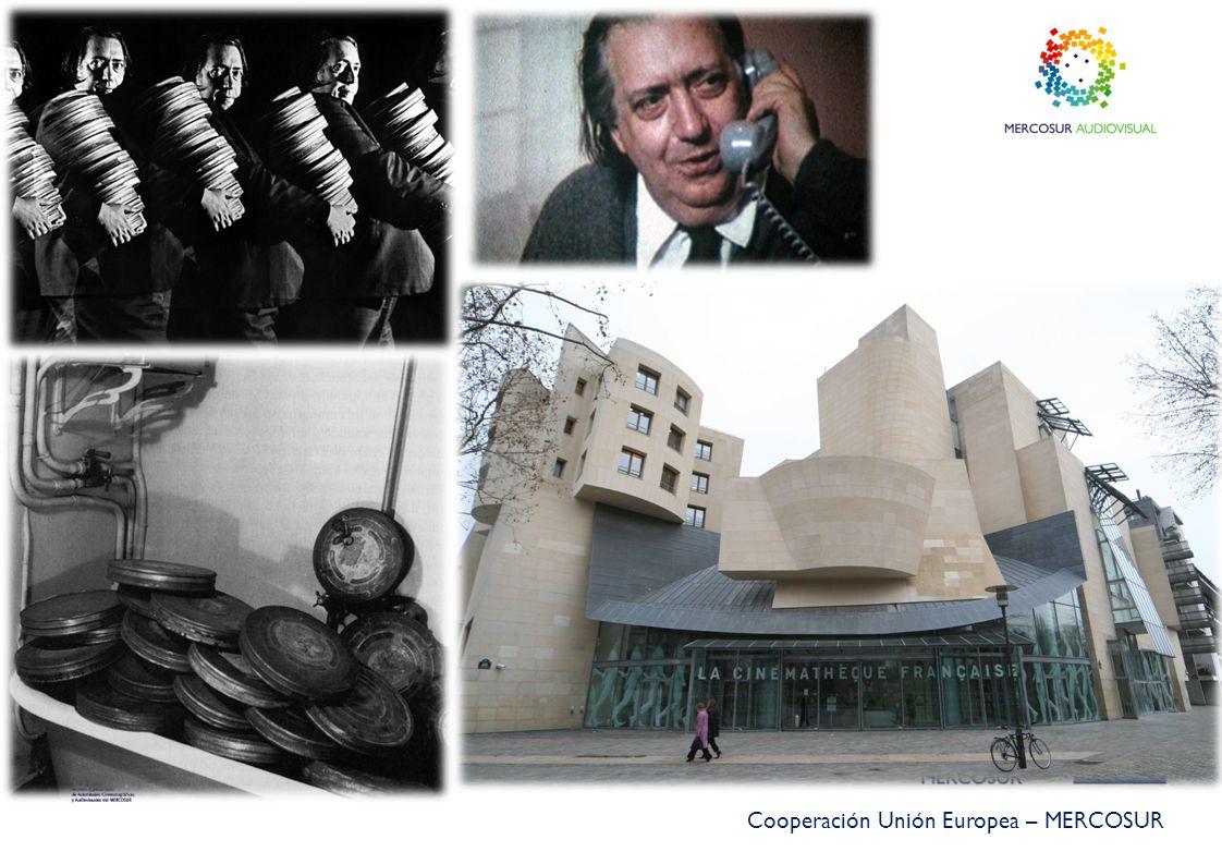 Cooperación Unión Europea – MERCOSUR