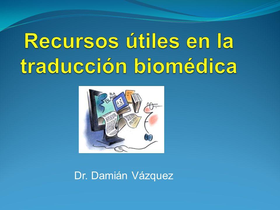 Dr. Damián Vázquez