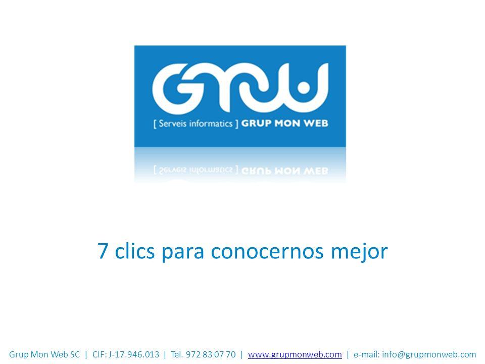 Grup Mon Web SC | CIF: J-17.946.013 | Tel.