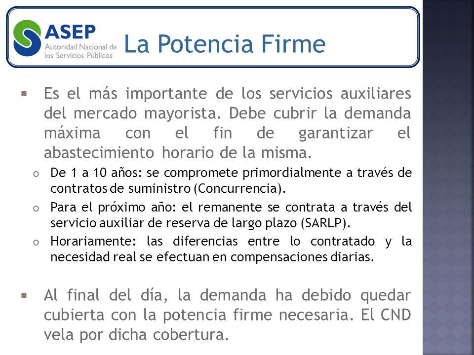 Es el más importante de los servicios auxiliares del mercado mayorista.