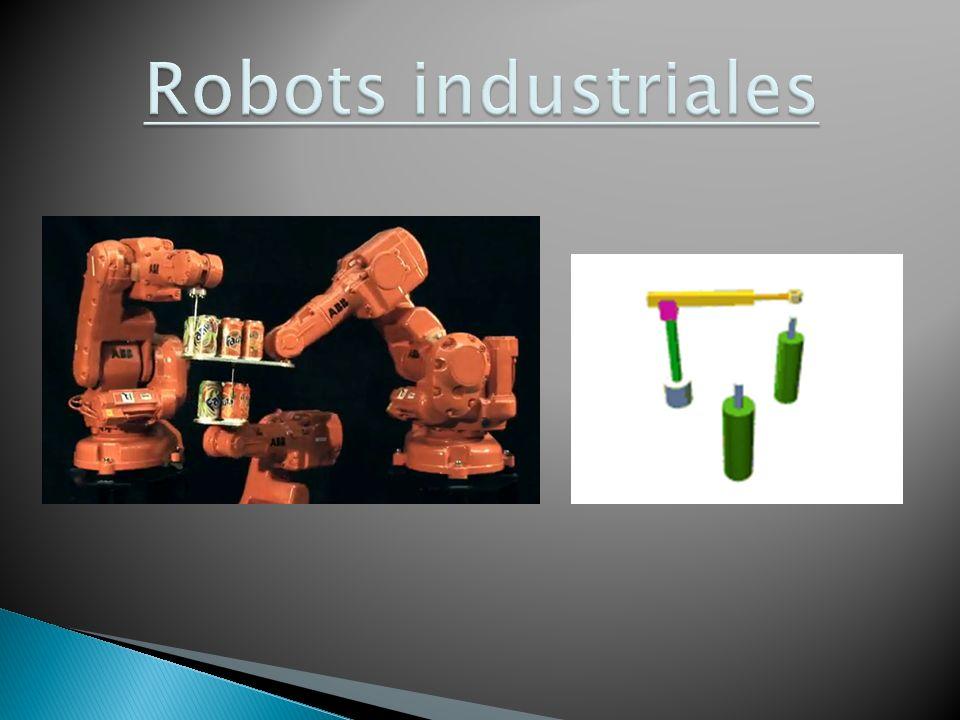 Son un tipo de robots móviles cuyos sistemas de locomoción de asemejan con formas animales.
