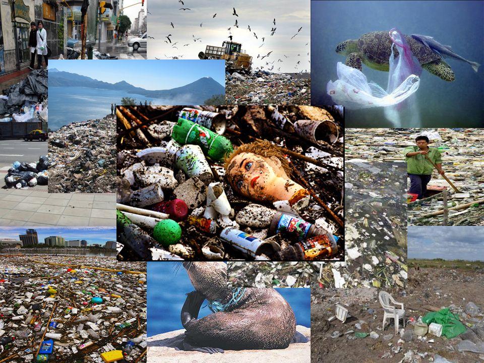 ¿Cómo nuestros residuos afectan al ambiente?