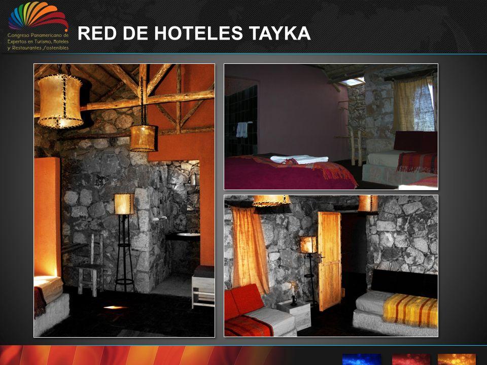 RED DE HOTELES TAYKA