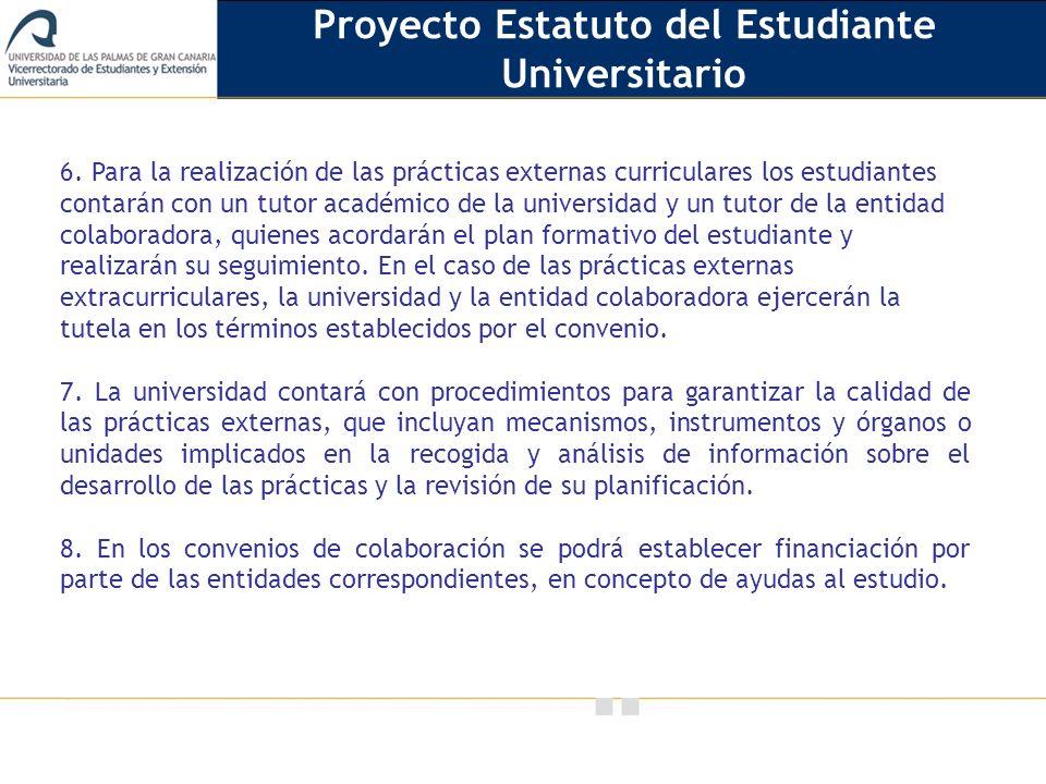 Vicerrectorado de Calidad e Innovación Educativa 6.