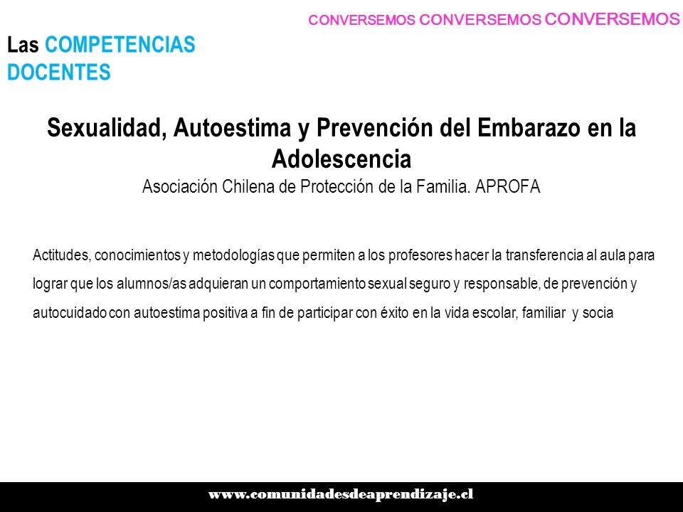 www.comunidadesdeaprendizaje.cl .