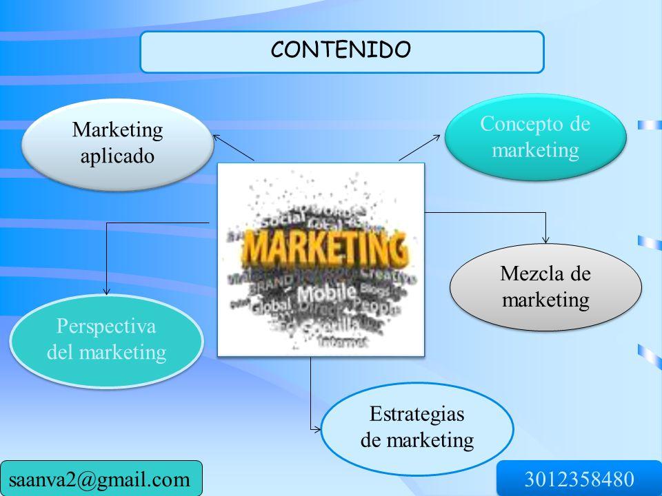 Sí… marketing es eso y mucho más CONCEPTO DE MARKETING Ventas, comercialización, Publicidad, inventarios, Promociones, Exhibición Comerciales de televisión, etc.