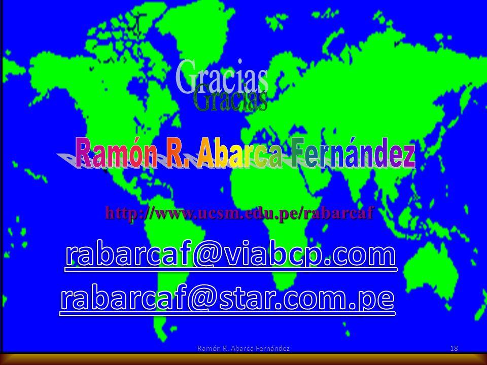 18 http://www.ucsm.edu.pe/rabarcaf