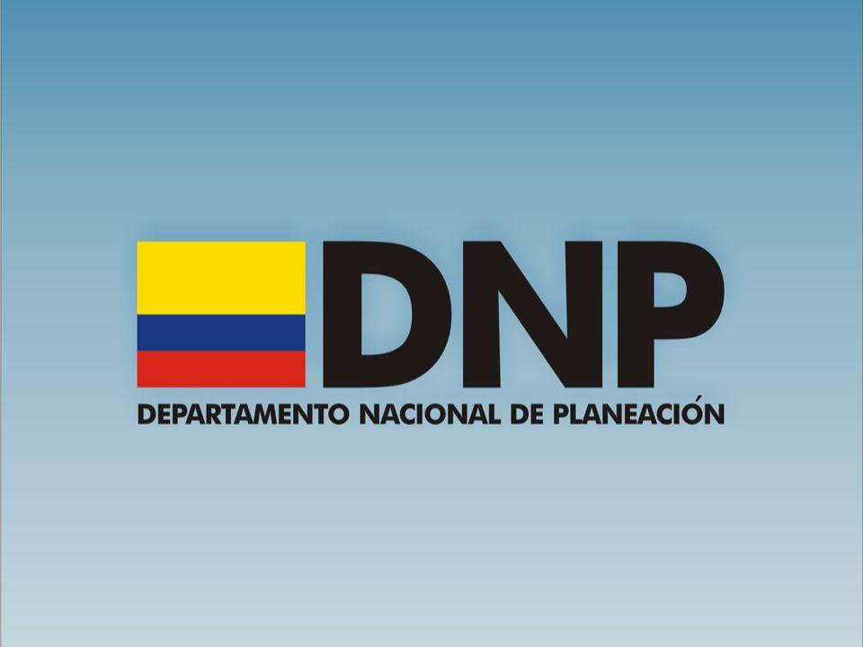 EL CONSEJO NACIONAL DE POLÍTICA ECONÓMICA Y SOCIAL -CONPES- Y LA PLANEACIÓN EN COLOMBIA Andrés Escobar Arango Subdirector General Departamento Nacional de Planeación