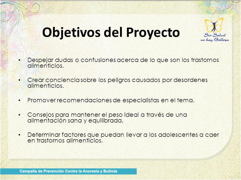¿Ha visto campañas contra la Anorexia y la Bulimia en Guayaquil?