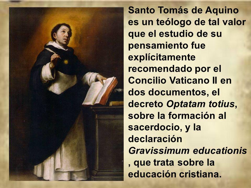 Tomás de Aquino mostró que entre fe cristiana y razón subsiste una armonía natural.