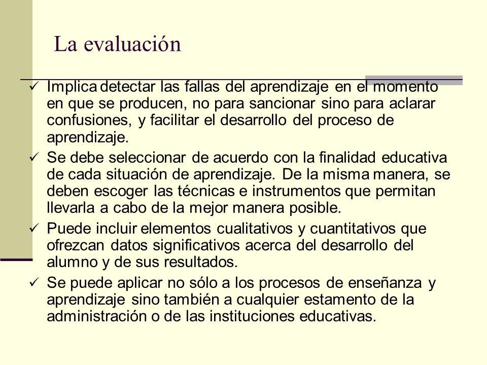 DE ACUERDO CON QUIEN LA REALICE: AUTOEVALUACIÓN: Se produce cuando cada estudiante evalúa sus propias actuaciones y producciones.