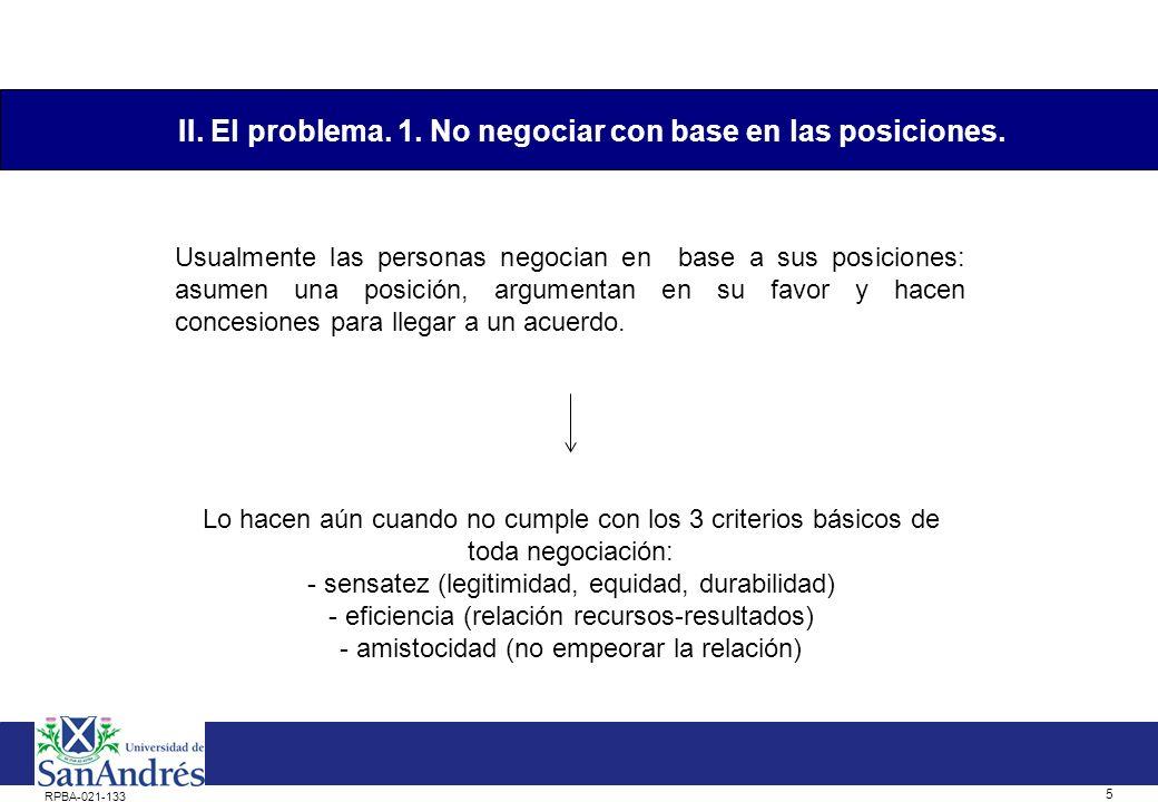4 RPBA-021-133 Se da en 2 niveles: Nivel del asunto esencial: explícito.