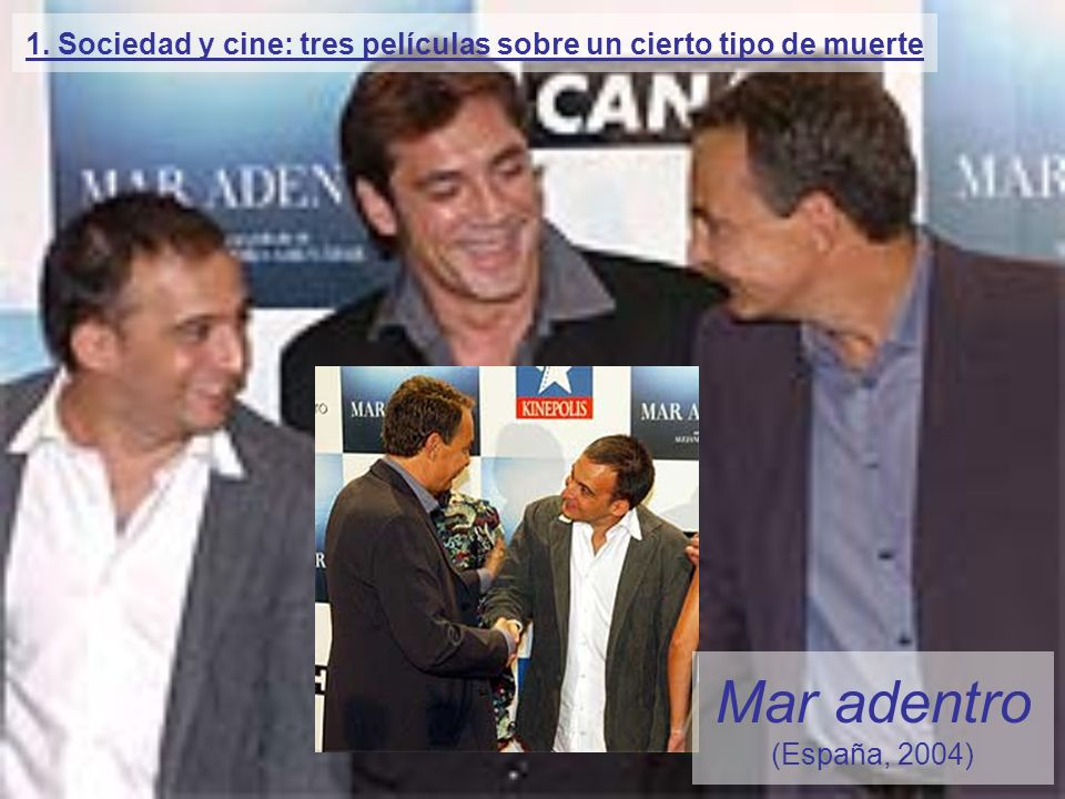 Mar adentro (España, 2004)