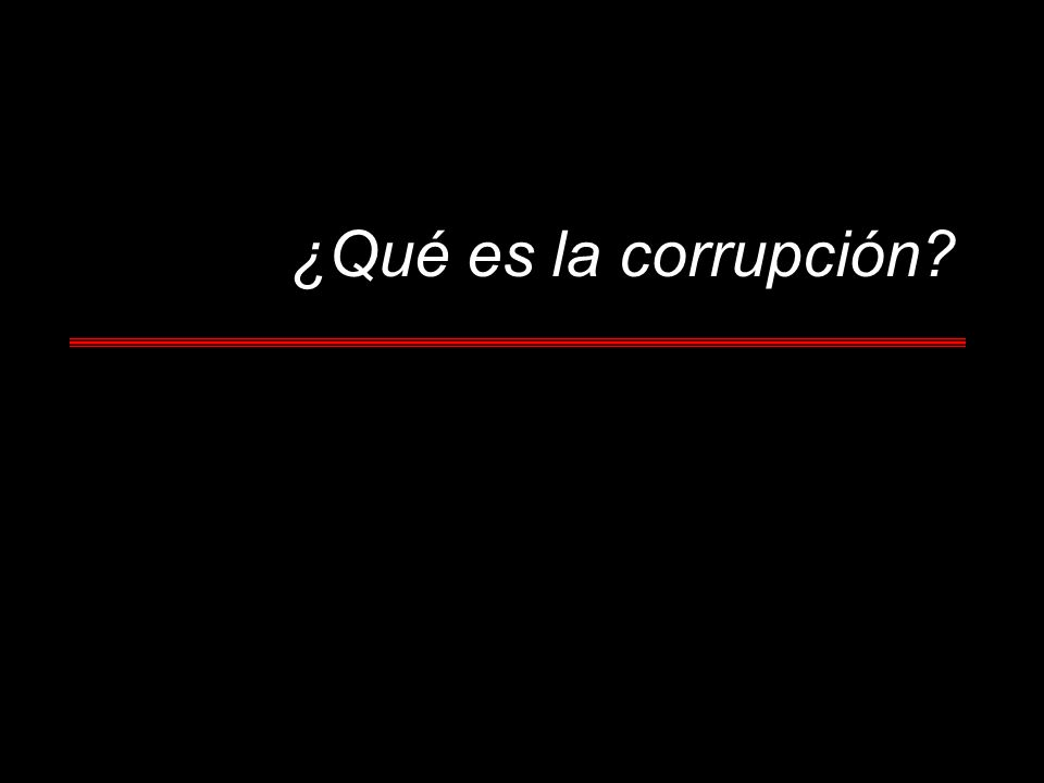 Fuente: Transparency International Corruption Perceptions Index.