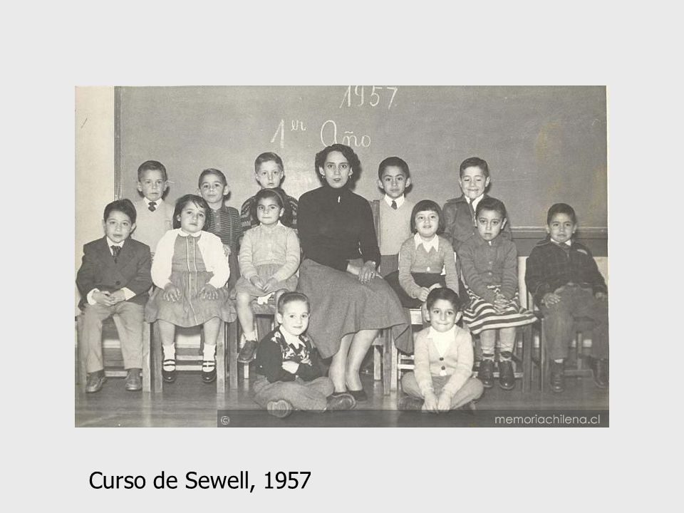 Curso de Sewell, 1957