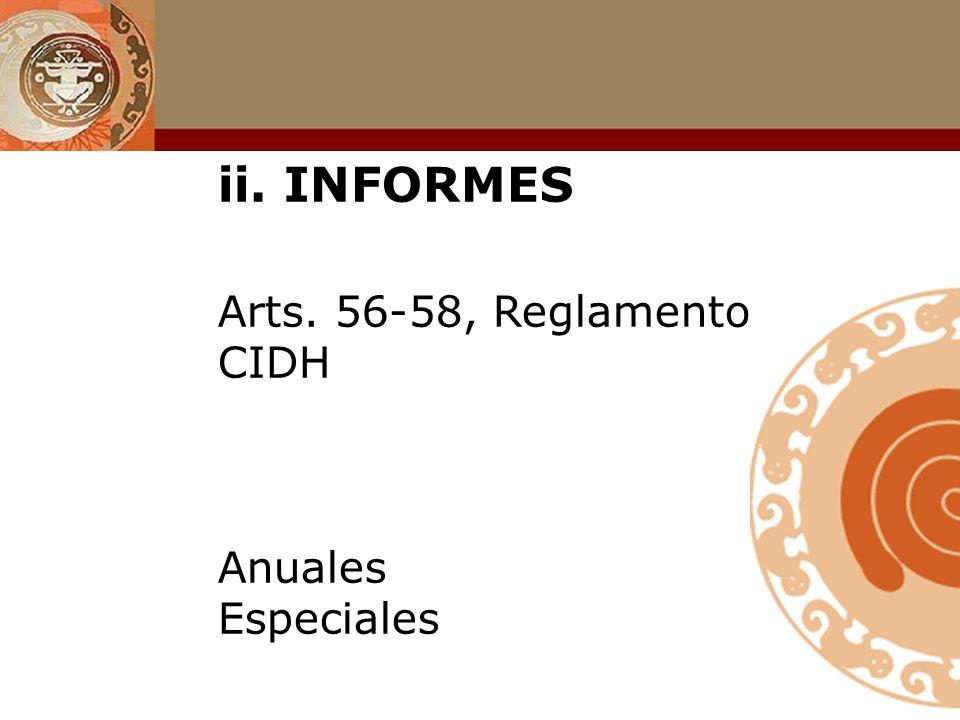 Audiencias… Puede solicitarse a la CIDH: Acta o trascripción de audiencia Seguimiento (nueva audiencia, solicitud de información al Estado, etc.) Visi