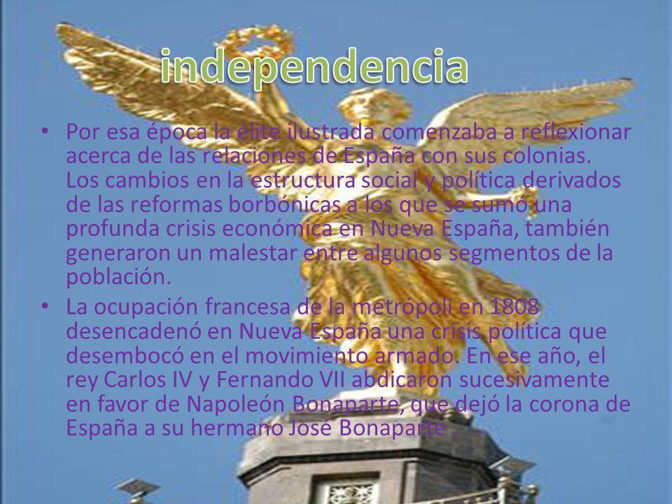 El Grito de Dolores es considerado el punto cronológico con que inicia la guerra de Independencia de México.