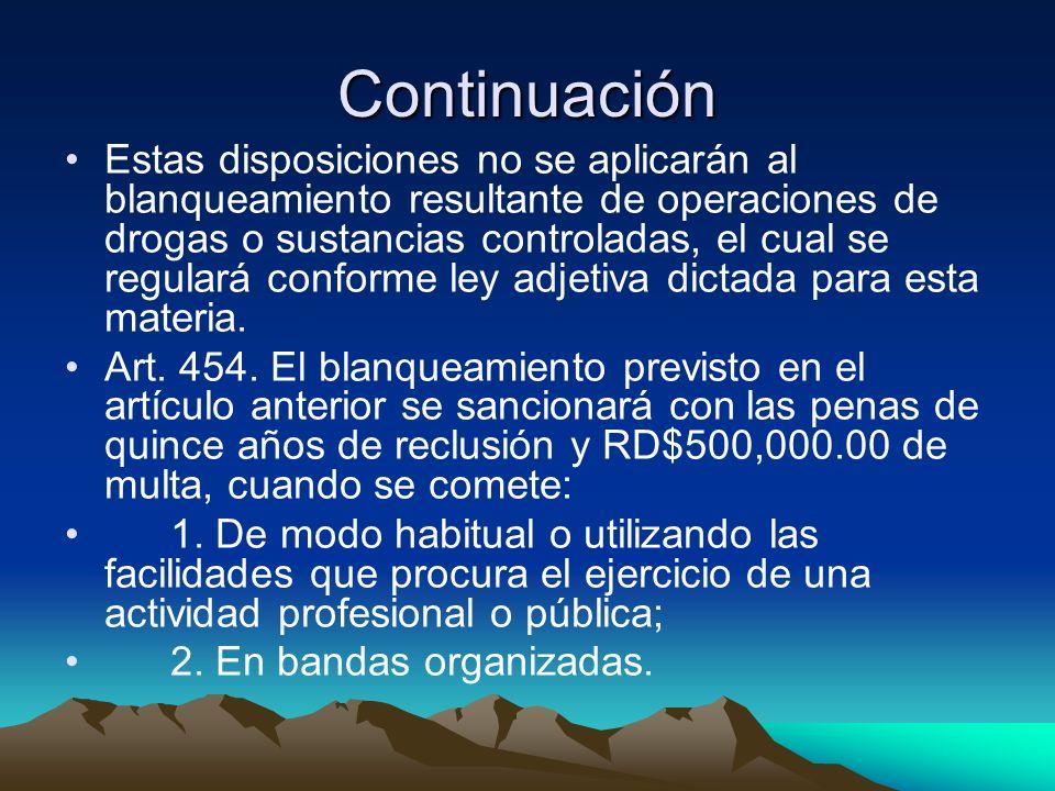 Continuación Art.457.