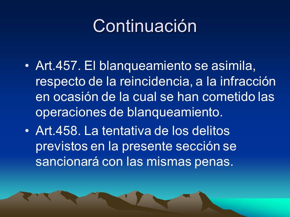 Considerando: Que desde marzo de 1992, la Organización de Estados Americanos (OEA) ha instado a los Estados del Continente a adoptar en sus legislaciones internas el contenido del Reglamento Modelo sobre Lavado de Activos Provenientes de determinadas Actividades Delictivas, elaborado por expertos de la Comisión Interamericana para el Control del Abuso de Drogas (CICAD), con las modificaciones introducidas en Santiago, Chile (1997), Buenos Aires, Argentina (1998) y Washington, D.C.