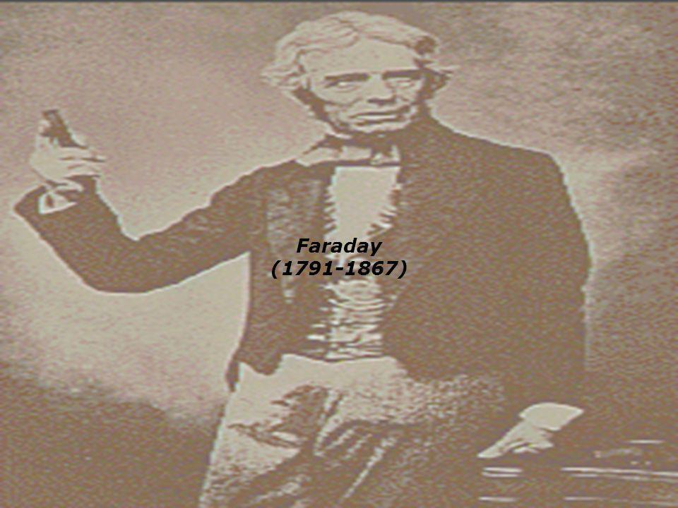 Las rotaciones magnéticas: Como resultado experimental Faraday puede afirmar que los campos magnéticos intensos producen una rotación de los planos de polarización de la luz.