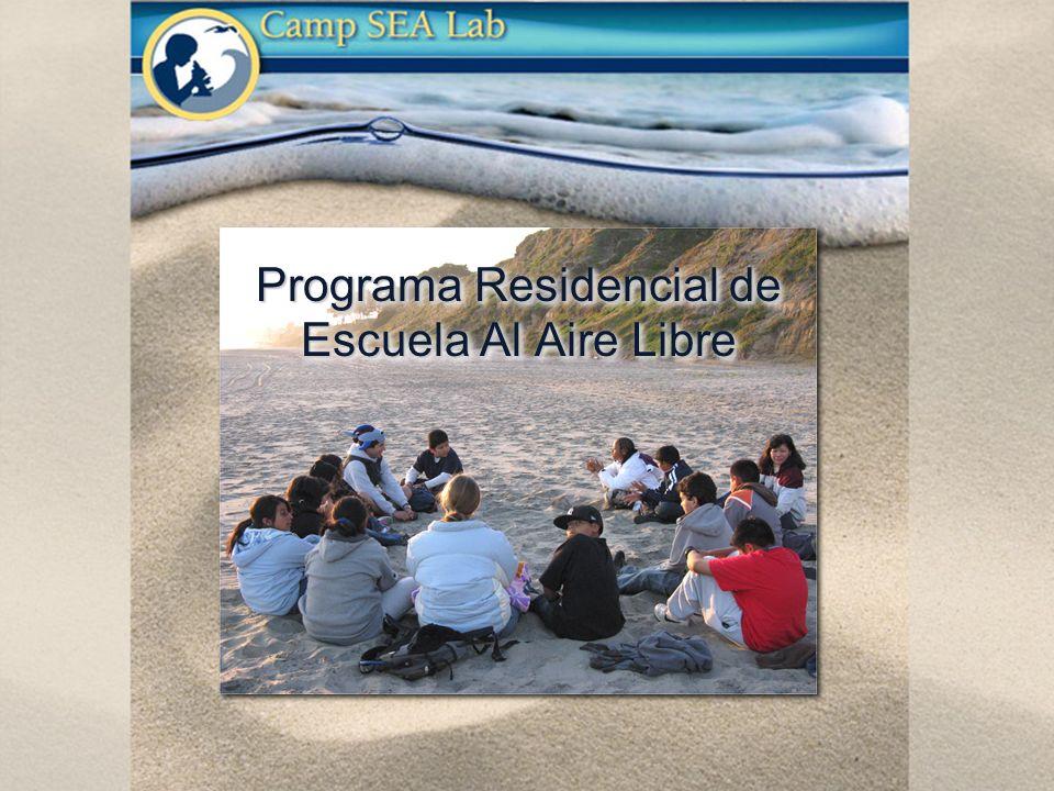Programa Residencial de Escuela Al Aire Libre