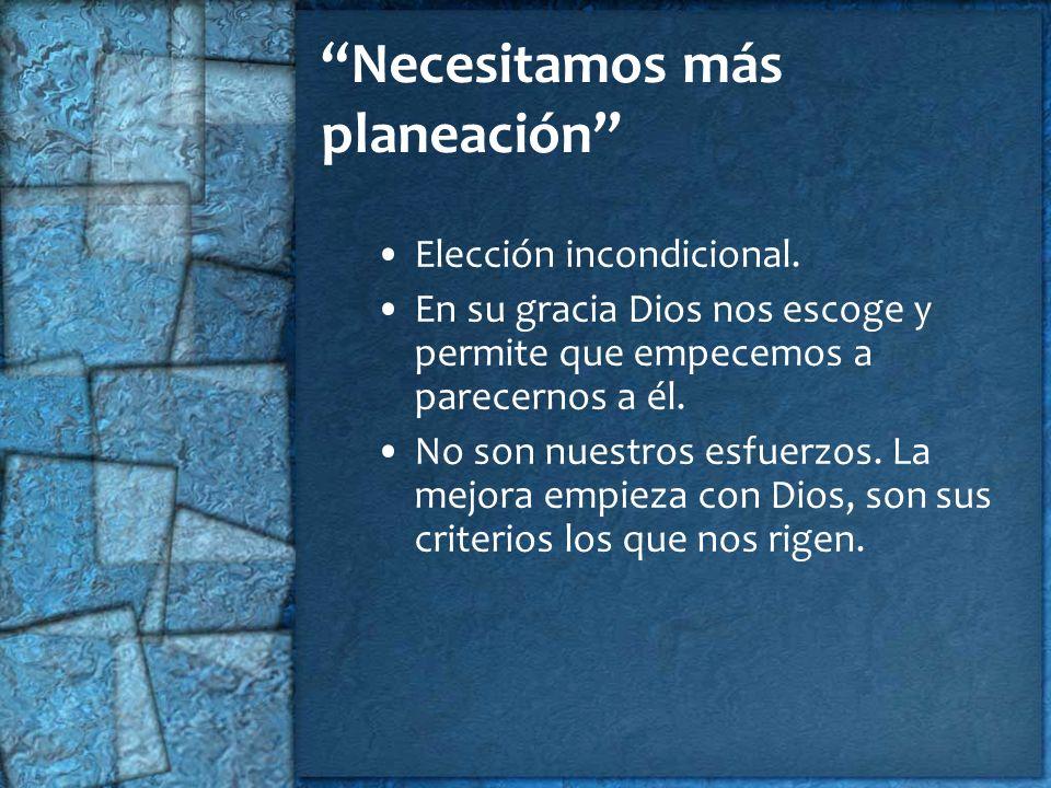 Si tuviésemos mejores instalaciones… La providencia de Dios Toda la realidad es fruto de los decretos de Dios.