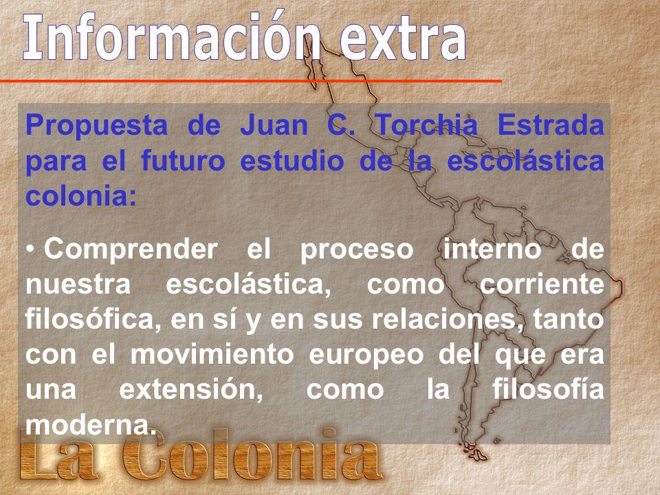 Propuesta de Juan C.