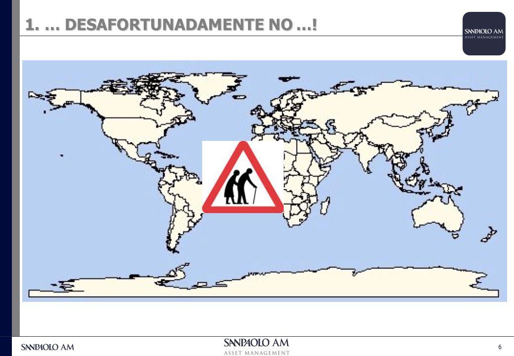 6 1. … DESAFORTUNADAMENTE NO …!