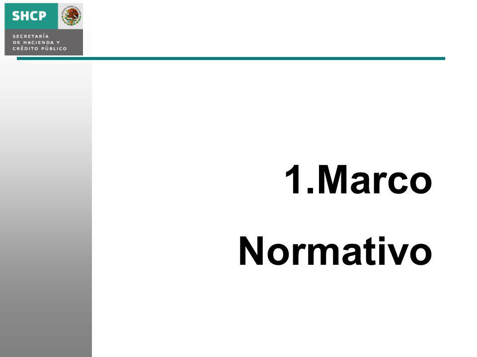 1.Marco Normativo