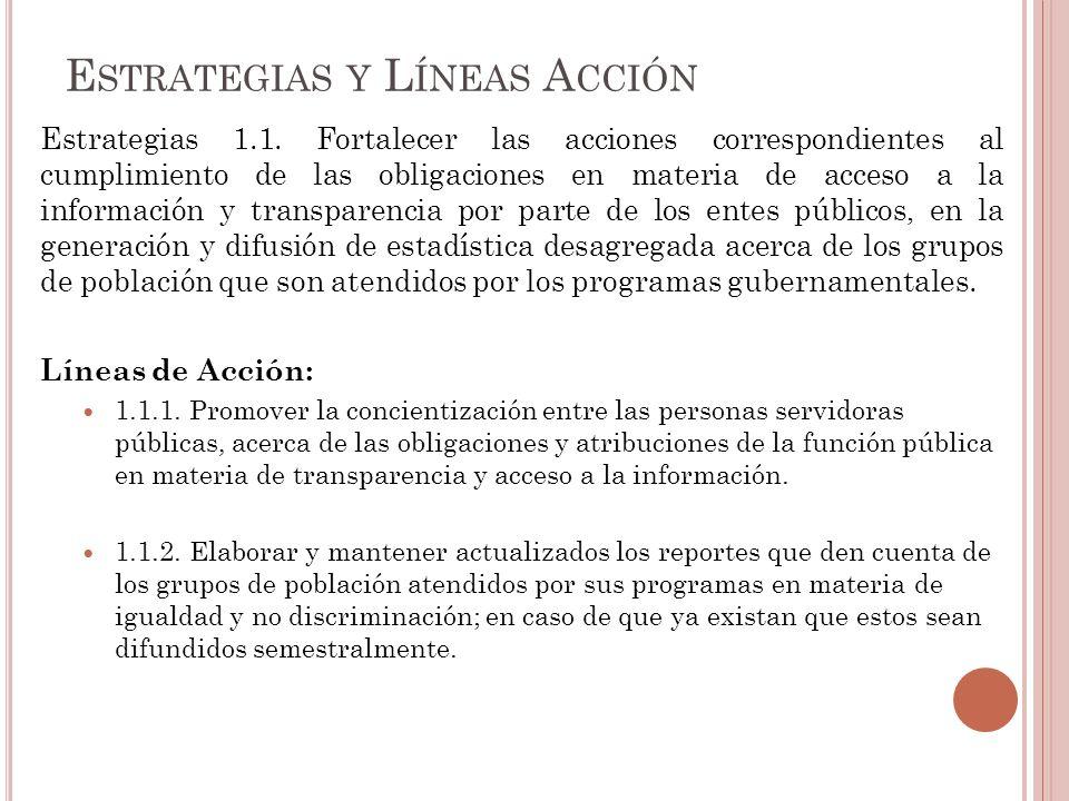 Estrategias 1.1.