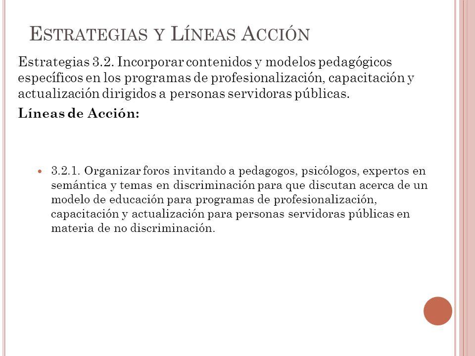Estrategias 3.2.