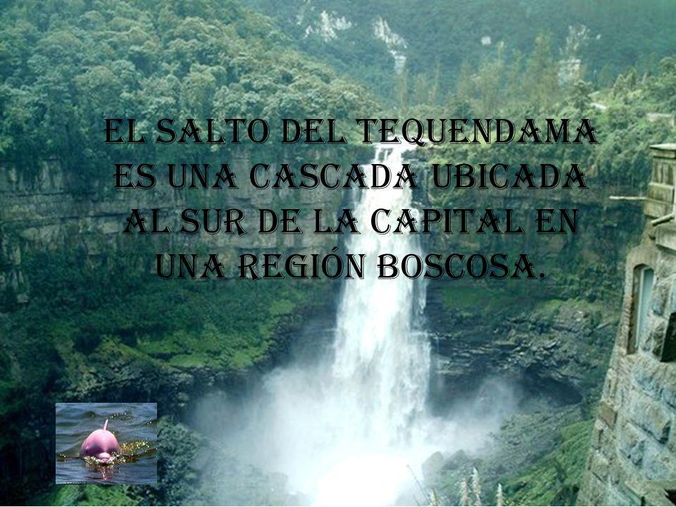 Las aguas termales, ubicado en el municipio de Choachi al oriente de Cundinamarca en el cual la madre naturaleza proporciona este calentamiento de agu