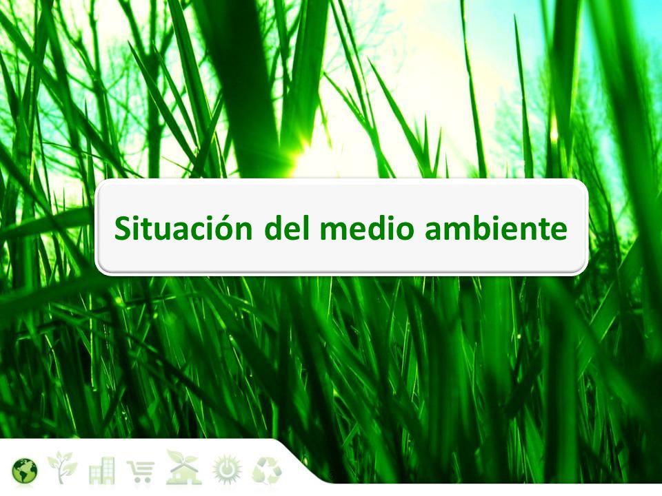 Altos niveles de preocupación e insatisfacción por el estado del medio ambiente tanto en Argentina como en México.
