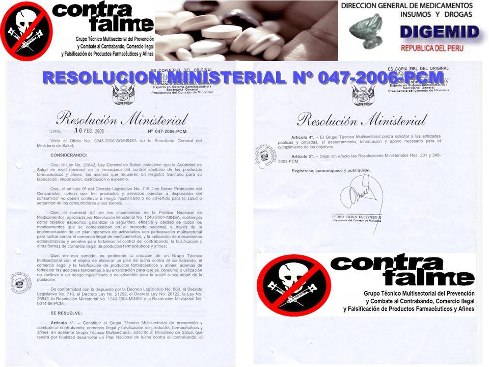 REUNIÓN DEL GRUPO TECNICO MULTISECTORIAL