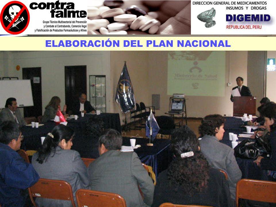 El Grupo CONTRAFALME elaborará el Plan Nacional de Lucha Contra el Contrabando, el Comercio Ilegal y la Falsificación de Productos Farmacéuticos y Afi
