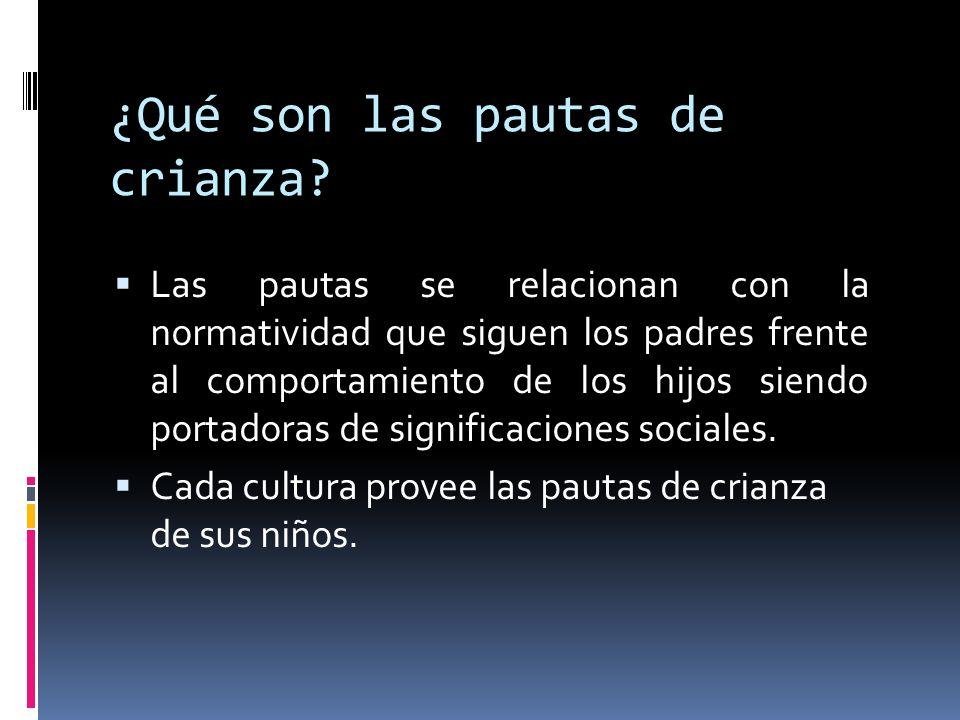 Socialización participatoria Este segundo tipo de socialización refuerza más la conducta correcta de lo que castiga la conducta inapropiada y los premios o castigos que se le dan al niño son de tipo simbólico.